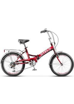Велосипед складной Stels Pilot 450 20 Z011 (2020)