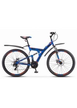 Велосипед горный Stels Focus MD 27.5 V010 (2020)
