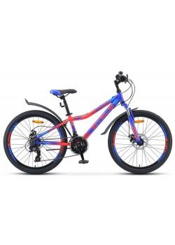 Велосипед подростковый Stels Navigator 410 MD 24 (2021)