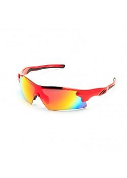 Очки солнцезащитные 2K S-14058-B (красный глянец)