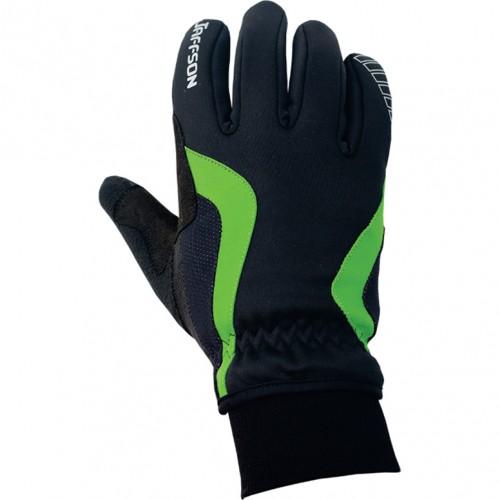 Велоперчатки с пальцами JAFFSON WCG 43-0476