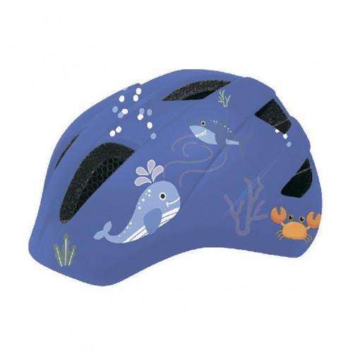 Шлем велосипедный детский Cigna WT-020 (синий)
