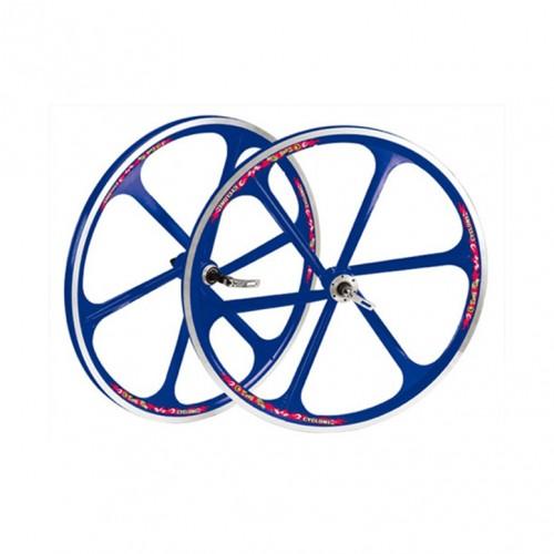 Колеса Teny Rim TAFD/THREAD DISK-6000 26 дюймов на трещотку