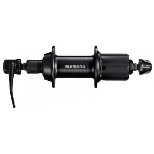 Втулка заднего колеса Shimano TX500 36 отверстий QR v-brake