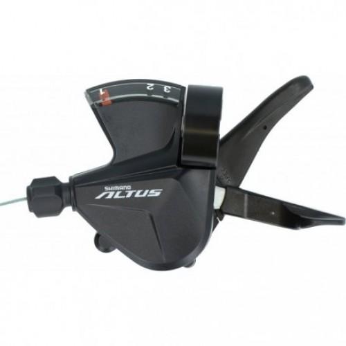 Манетка переключения скоростей Shimano Altus M2010 левая 3 скорости
