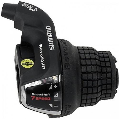 Шифтер переключения скоростей Shimano Tourney RS-35 7 скоростей