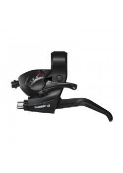 Манетка/Тормозная ручка Shimano Tourney ST-EF41 3 скорости