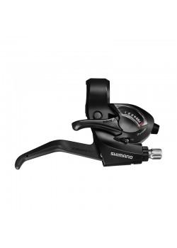 Манетка/тормозная ручка Shimano Tourney ST-EF41 7 скоростей