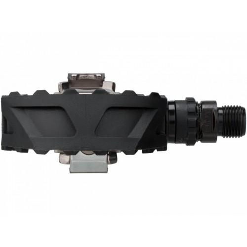Педали контактные Shimano PD-M424 с шипами