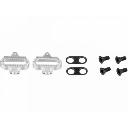 Педали контактные Shimano PD-M500 SPD с шипами SH56