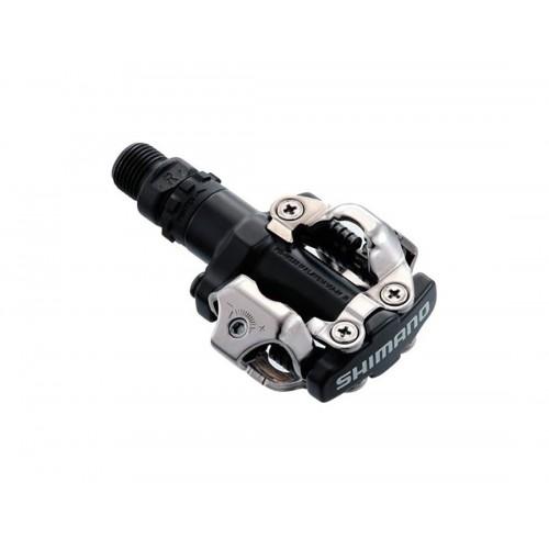 Педали контактные Shimano PD-M520 с шипами