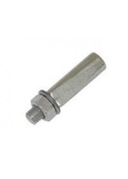 Клин для шатунов диаметр 9.5 мм, с гайкой и шайбой
